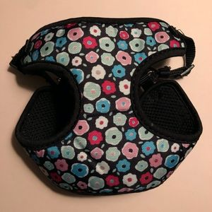 Top Paw Floral Dog Harness